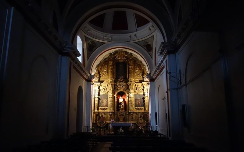 Capilla del Cristo de Rivas (Autor: Vicente Núñez)