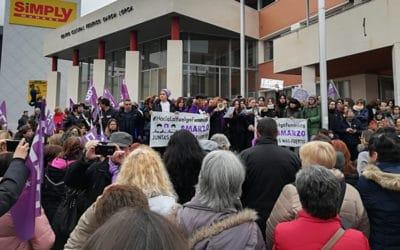 La Asamblea del 8M de Rivas se suma a la 'Revuelta feminista' con acciones y reivindicaciones por la igualdad
