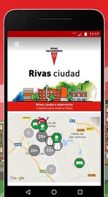 App Rivas Ciudad