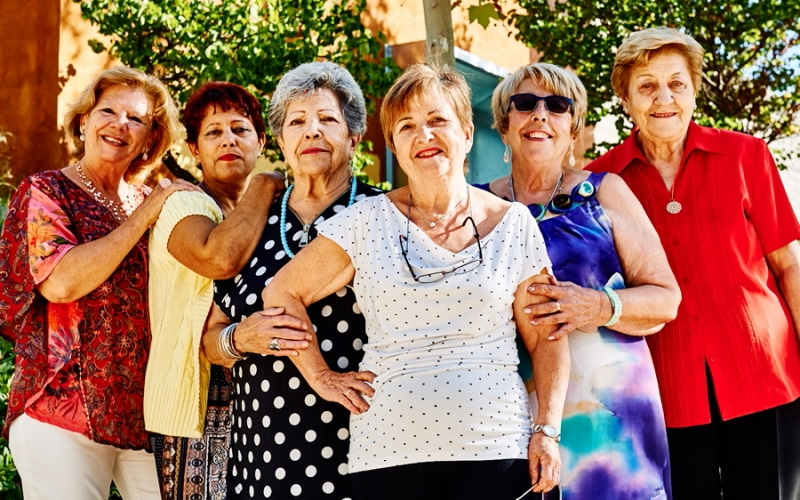 Rivas, la ciudad española con mayor esperanza de vida