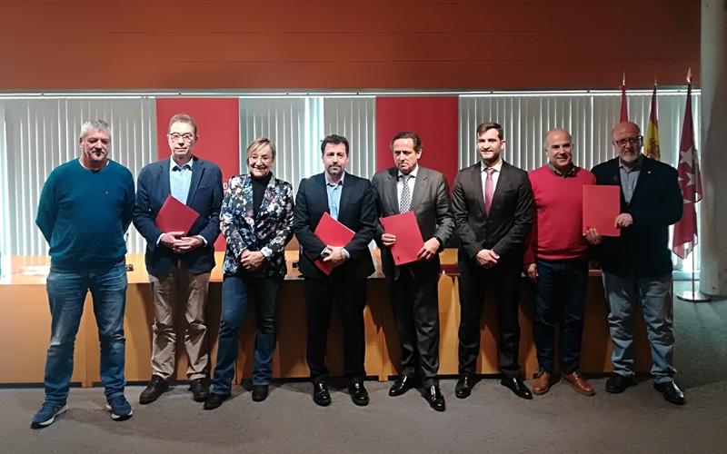 Pacto Local por el empleo en Rivas: Ayuntamiento, sindicatos y empresariado acuerdan impulsar la economía de la ciudad