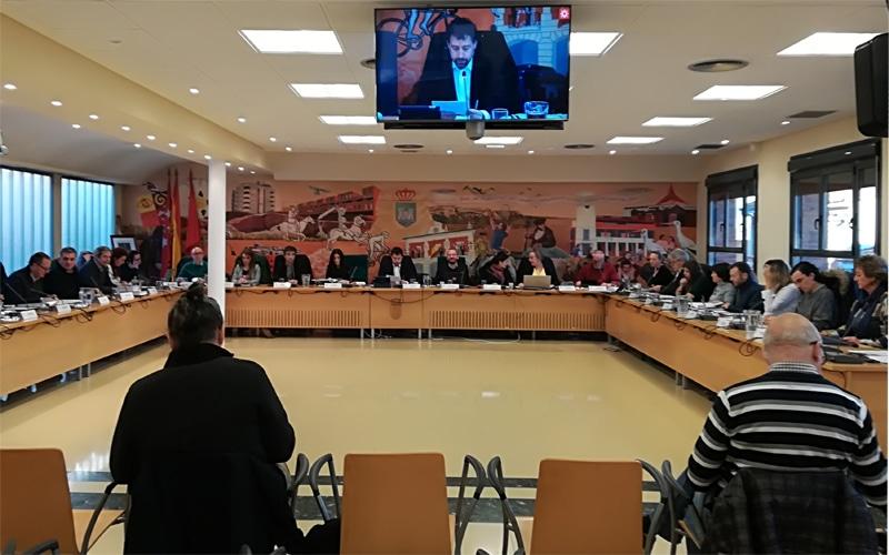 La oposición en bloque pide al Gobierno de Rivas que cumpla los acuerdos del Pleno
