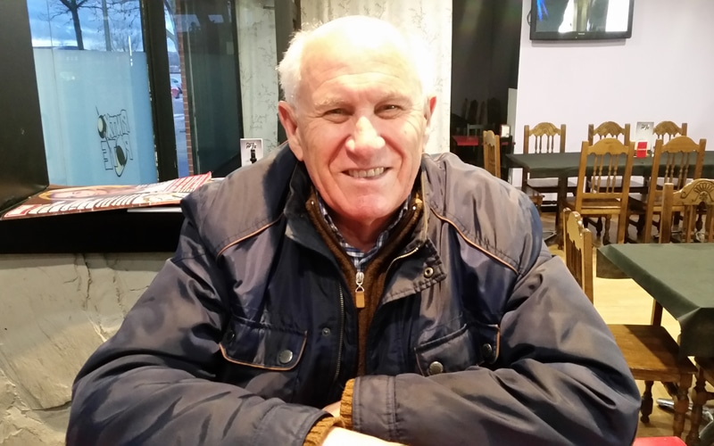 Eduardo Díaz: «No pude hacer casi nada como alcalde porque los días se consumían en broncas»