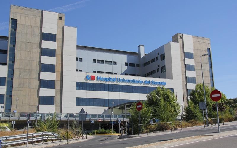 Hospital del Sureste (Fuente: Comunidad de Madrid)