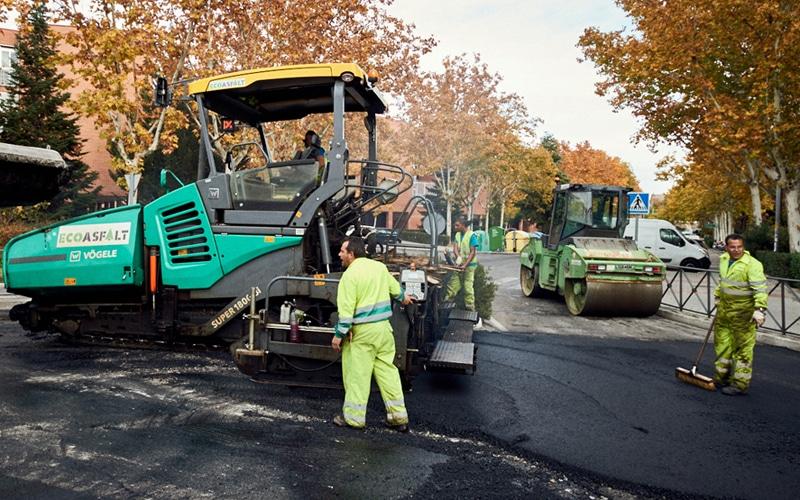 Obras por asfaltado y arreglo de baches en Rivas: estas son las calles afectadas del 18 al 22 de noviembre