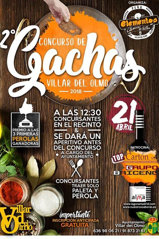Concurso de gachas en Villar del Olmo