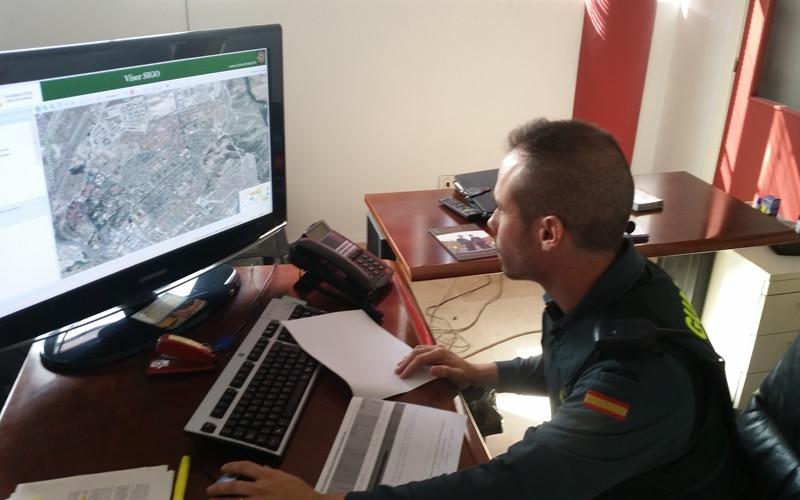 Teniente Torres (Guardia Civil de Rivas): «Los datos de delincuencia de 2018 hasta ahora son alentadores»