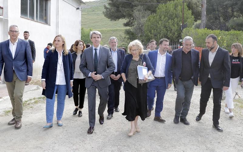18 millones para realojar a 150 familias del Sector 6 de Cañada Real, en Valdemingómez