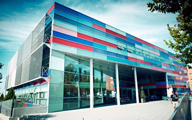 Edificio Atrio, sede de la EMV de Rivas