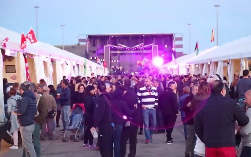 Vídeos: así fueron las Fiestas de Rivas 2018