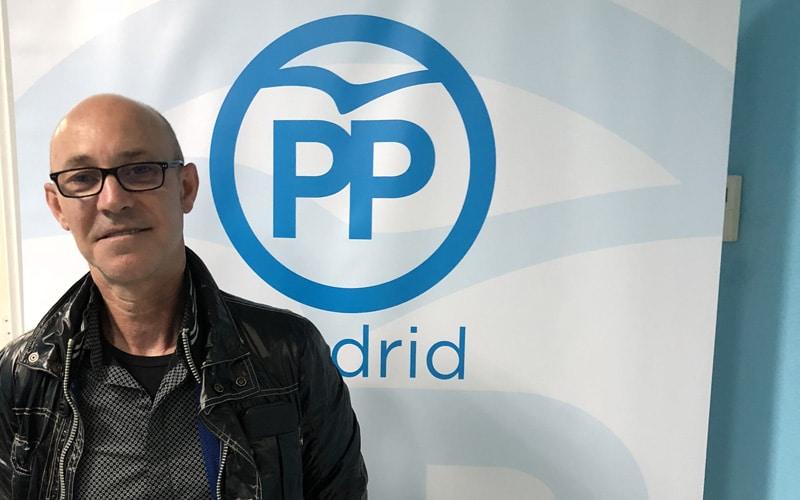 Pablo Lira, nuevo presidente del PP de Rivas Vaciamadrid