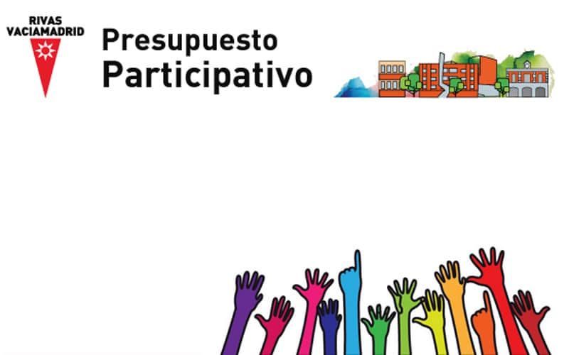 Imagen de la web de los Presupuestos Participativos 2018 de Rivas