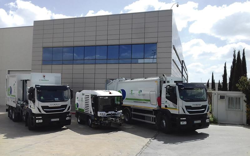 Más de 200 contenedores, renovación de maquinaria y digitalización de la empresa: estas son las inversiones previstas por Rivamadrid para 2021