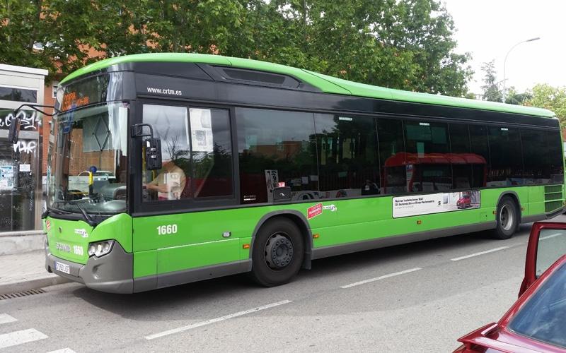 Una línea de autobús urbana conectará el barrio de la Luna con el Casco Antiguo de Rivas