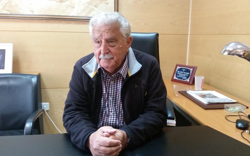 Antonio Martínez Vera: «Rivas aprobó un plan general de ordenación urbana por silencio administrativo»