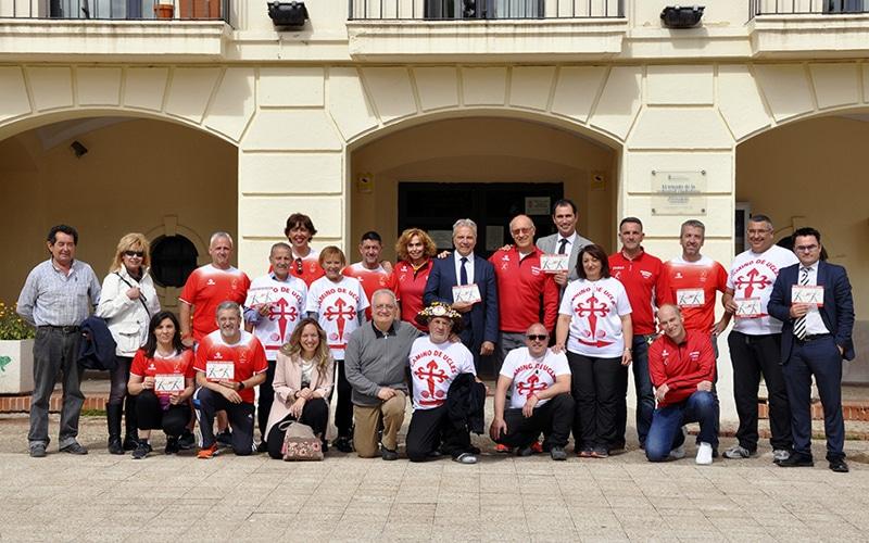 Carrera solidaria de 'Running Rivas' por el Camino de Uclés