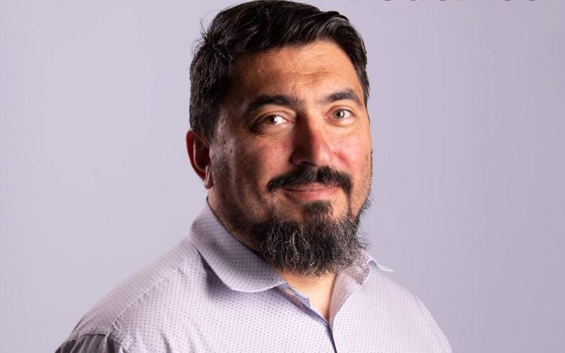Andrés Sesmero, nuevo secretario general de Podemos Rivas