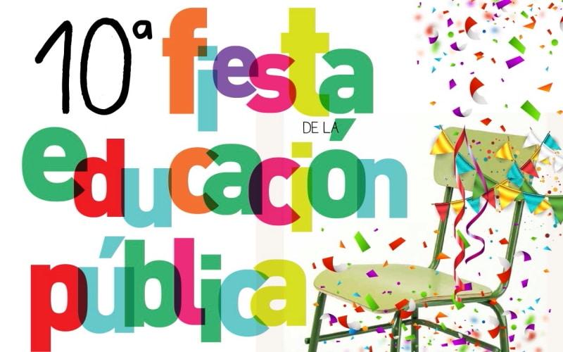 Rivas celebra este viernes la décima Fiesta de la Educación Pública