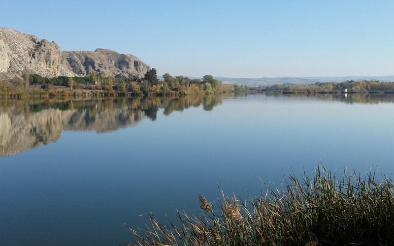 Limpieza colectiva de la Laguna del Campillo