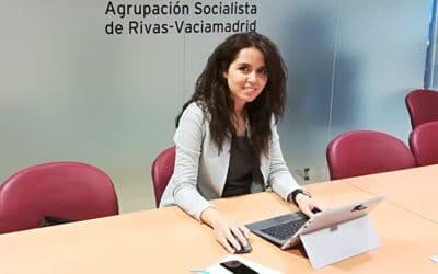 El PSOE de Rivas presenta su lista para las municipales de mayo, liderada por Mónica Carazo
