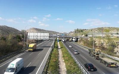 El proyecto de Presupuestos Generales del Estado contempla un millón de euros para el enlace de Rivas con la M-50