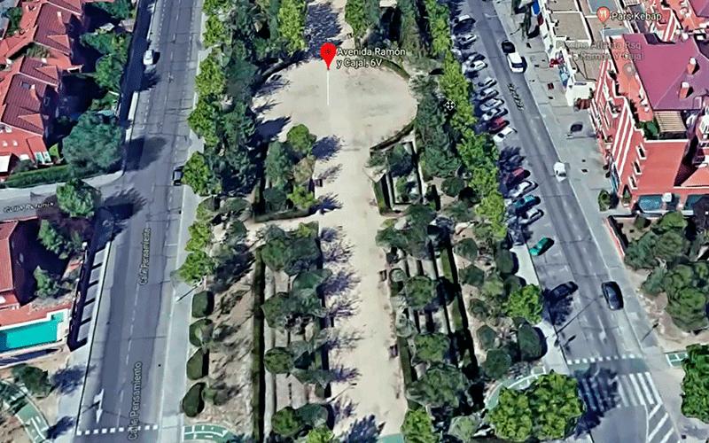 Rivas rinde tributo a la lucha del pueblo saharaui con un parque en la ciudad
