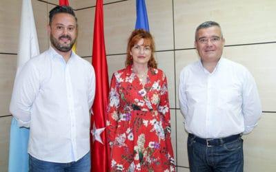 El Ayuntamiento de Arganda del Rey firma un convenio de colaboración con la Fundación ACOBE