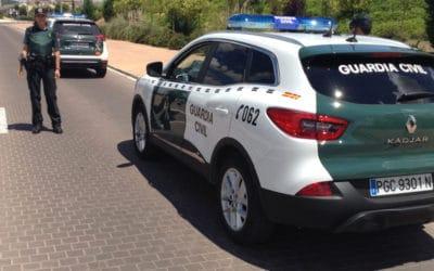 La Guardia Civil esclarece dos robos en el interior de vehículos en Rivas Vaciamadrid