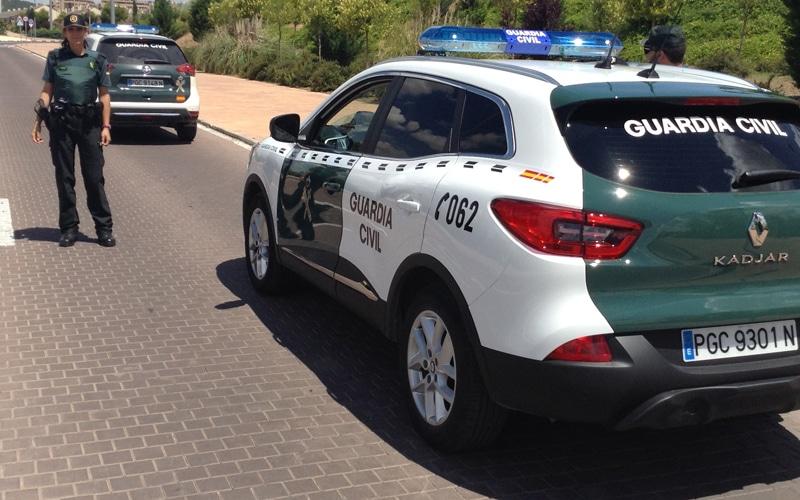 Un detenido por robos con violencia a víctimas menores de edad en Rivas Vaciamadrid