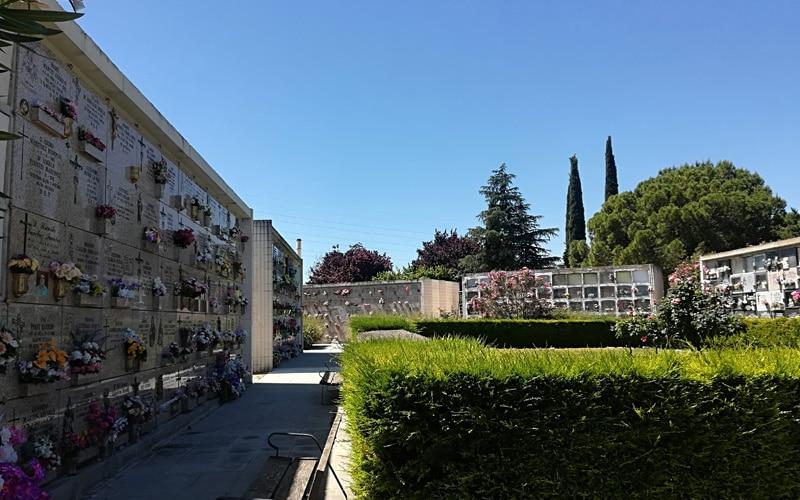 Rivas renueva el convenio con San Fernando para el uso de su cementerio por cuatro años más