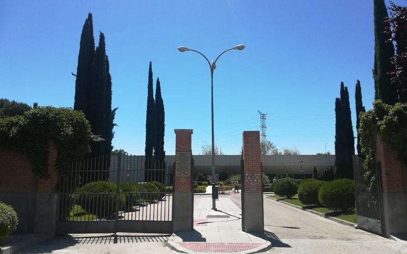Cementerio de San Fernando de Henares