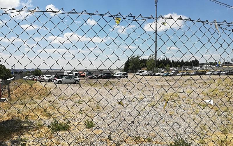 Rivas instala el depósito municipal de vehículos junto a la Policía Local