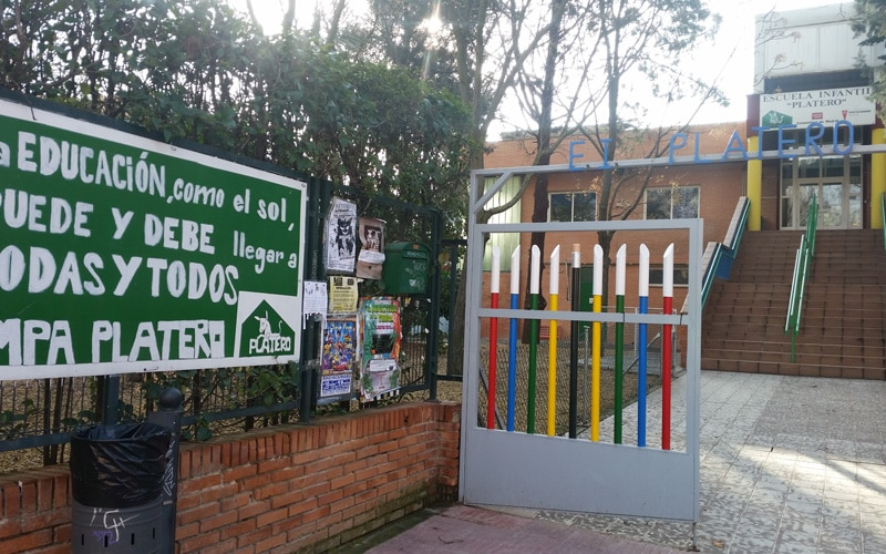 Escuela Infantil Platero de Rivas