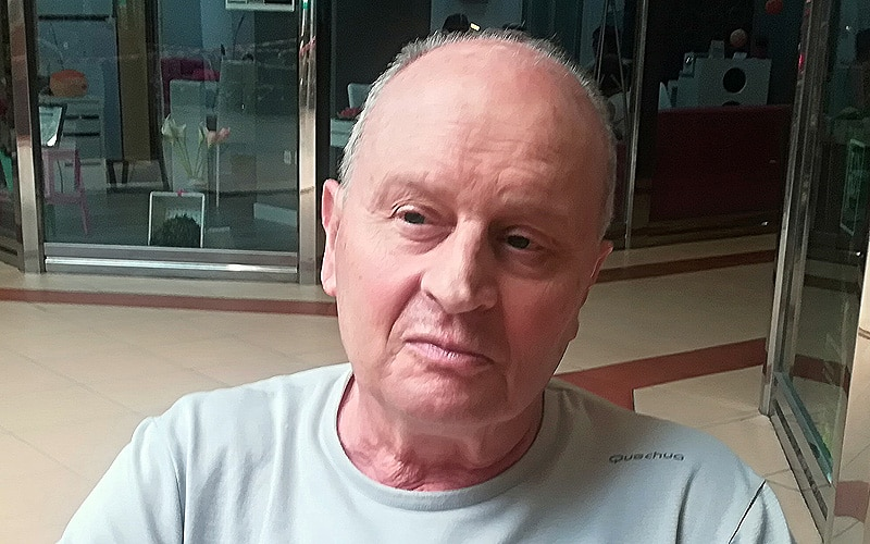 Javier Navascués, de Rivas Aire Limpio