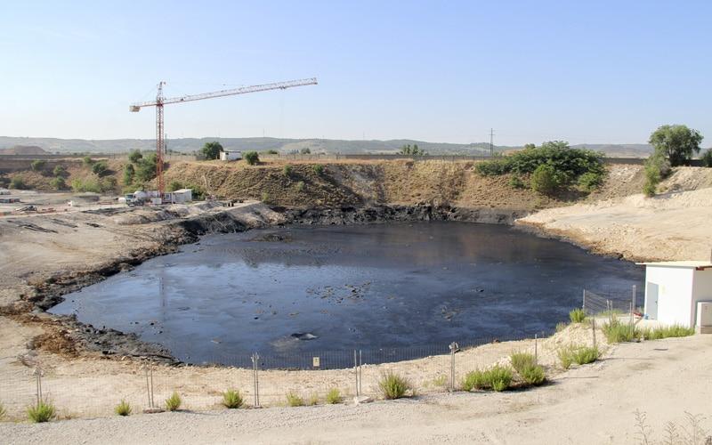 Tres años más para descontaminar la Laguna Negra de Arganda