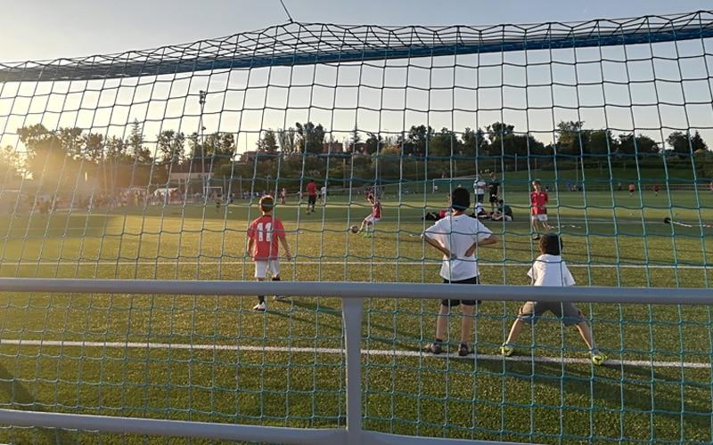 'Rivas entrena valores': una ciudad contra la violencia en el deporte