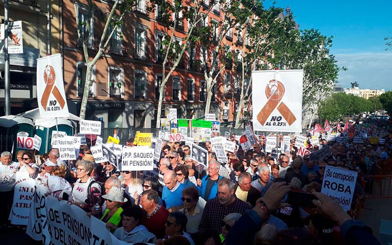 Plataforma de Rivas en Defensa de las Pensiones: en lucha por un futuro digno para todos