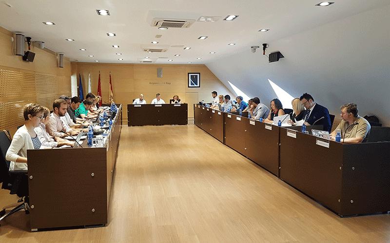 Aprobada por unanimidad la Ordenanza de Transparencia en Arganda