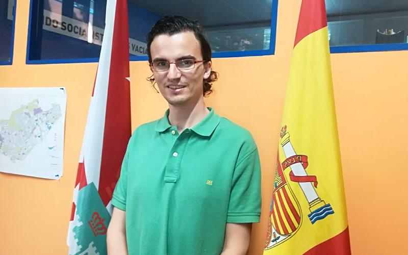 Rodrigo Parra (PSOE Rivas): «El cierre de la incineradora de Valdemingómez llega tarde»