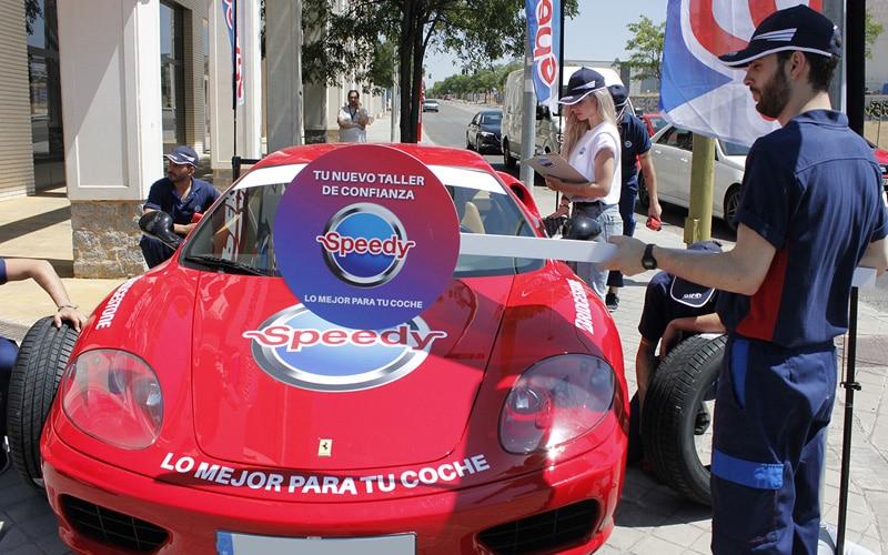 La compañía multimarca de mecánica rápida Speedy abre un taller en Rivas Vaciamadrid