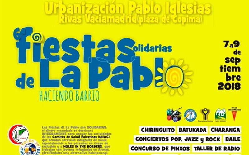 Llegan las Fiestas Solidarias de 'La Pablo'