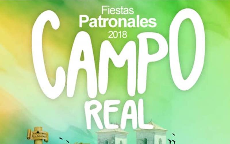 Fiestas de Campo Real 2018