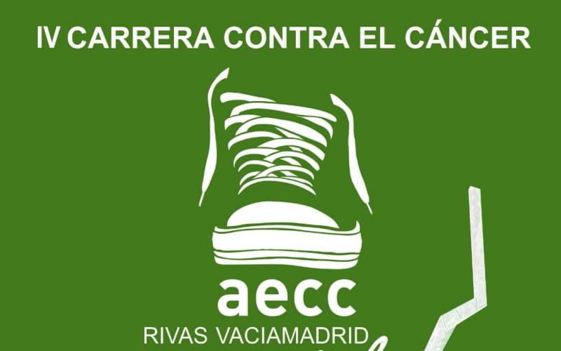 El 30 de septiembre, corre contra el cáncer en Rivas