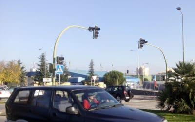 Los semáforos foto-rojo de Rivas generaron multas por valor de casi 11 millones entre 2014 y 2017