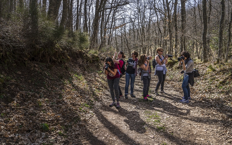 Alumnos de fotografía Foto Efe
