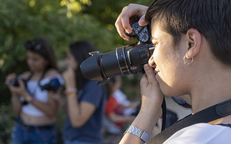 Cursos de fotografía en Rivas Vaciamadrid