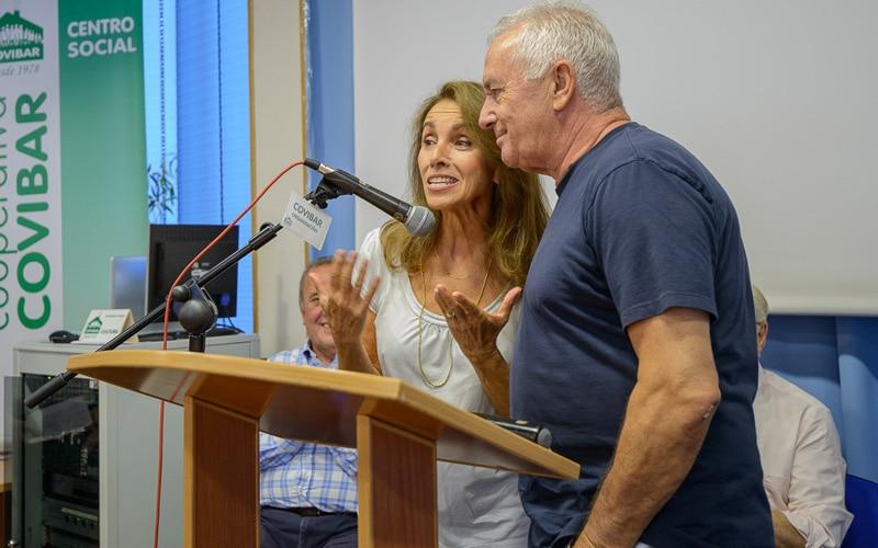 Ana Belén y Víctor Manuel regresan a Covibar 34 años después