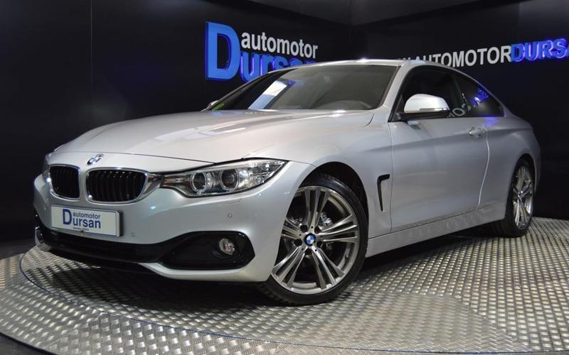 BMW Serie 4 Oktoberfest Automotor Dursan