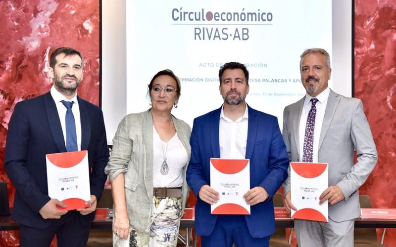 Círculo Económico AB Rivas: un foro para fortalecer el tejido empresarial