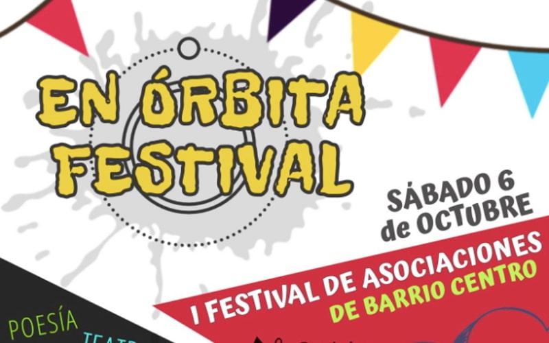 En Órbita Festival: las asociaciones de Rivas se van de fiesta